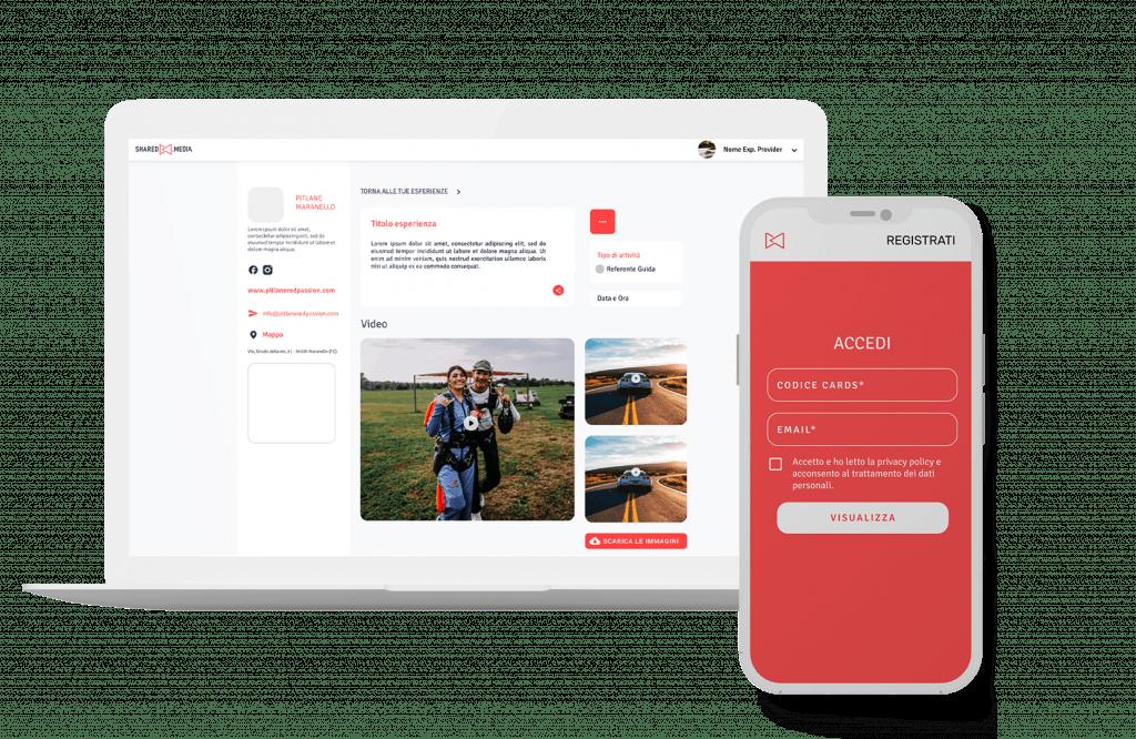 desktop app shared media